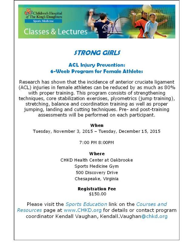 ACL Program 11-2015