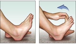 Great Toe Stretch